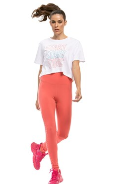 CROPPED PAMELA COLD L S